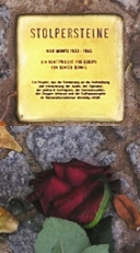 Wir unterstützen die Idee der Stolpersteine für Gelsenkirchen