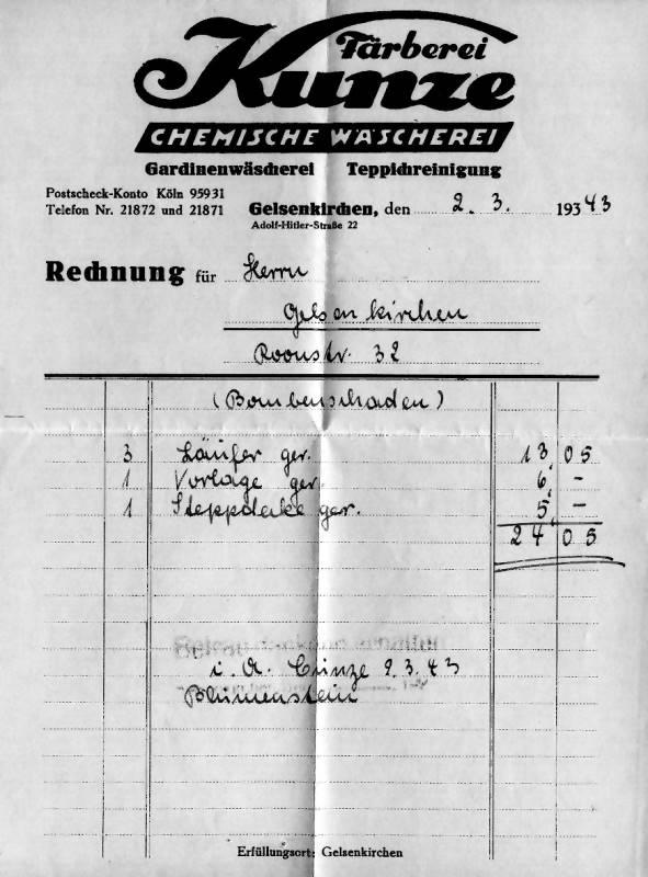 Gelsenkirchener Geschichten :: Gildenstraße (3)